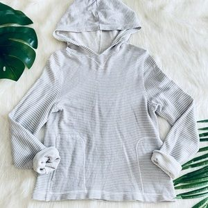 J Crew terry pullover